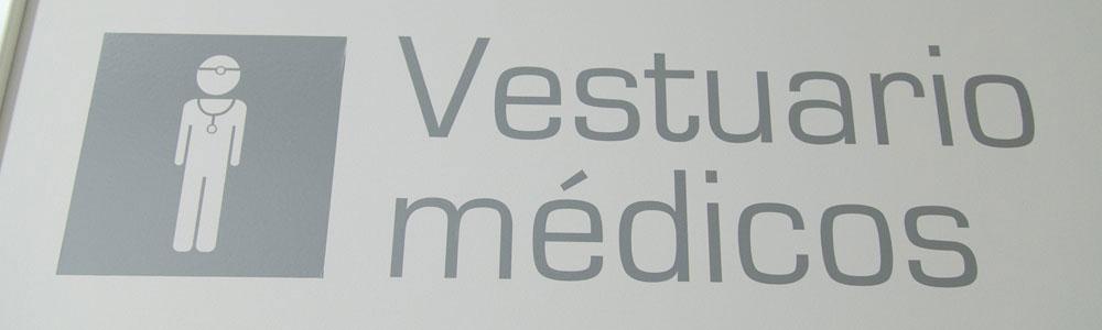 Vestuario-Medicos